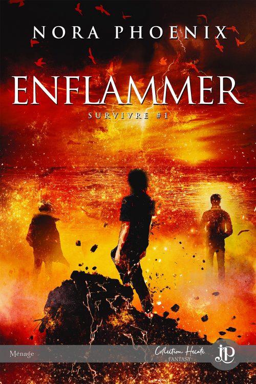 Couverture Survivre, tome 1 : Enflammer