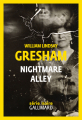 Couverture Nightmare Alley Editions Gallimard  2021