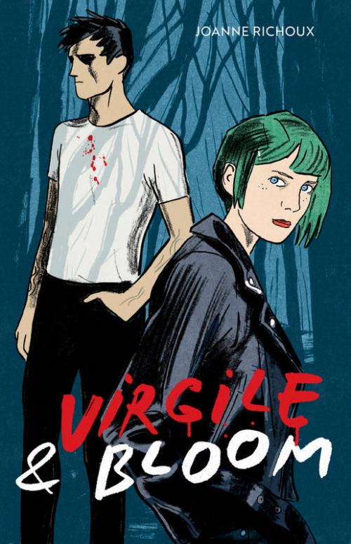 Couverture Virgile & Bloom