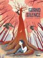 Couverture Grand silence Editions Glénat 2021