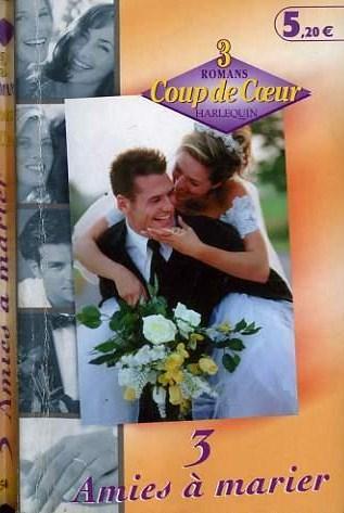 Couverture 3 amies à marier2002