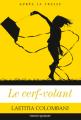 Couverture  Le cerf-volant  Editions Grasset 2021