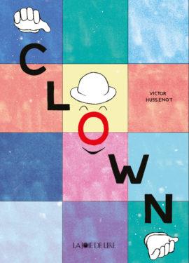 Couverture Clown
