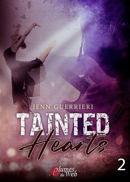 Couverture Tainted Hearts, tome 2