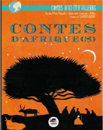 Couverture Contes d\'Afrique(s)
