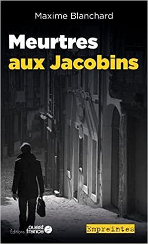 Couverture Meurtres aux Jacobins