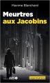 Couverture Meurtres aux Jacobins Editions Ouest-France 2021