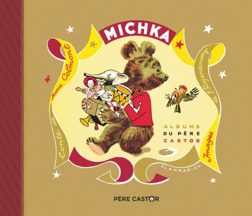Couverture Michka