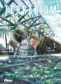Couverture Terrarium, tome 1 Editions Glénat (Manga poche) 2021
