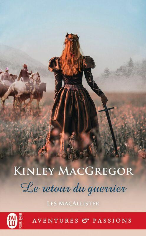 Couverture Les MacAllister, tome 6 :  Le retour du guerrier