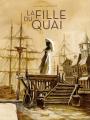 Couverture La Fille du Quai Editions Glénat 2021