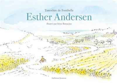 Couverture Esther Andersen