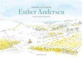 Couverture Esther Andersen Editions Gallimard  (Jeunesse) 2021