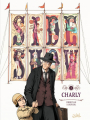 Couverture Sideshow, tome 1 : Charly Editions Soleil 2021