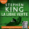 Couverture La Ligne verte Editions Audiolib 2021