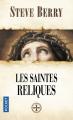 Couverture Les Saintes reliques Editions Pocket (Thriller) 2021