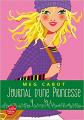 Couverture Journal d'une princesse / Journal de Mia : Princesse malgré elle, tome 04 : Une princesse dans son palais / Paillettes et courbettes Editions Le Livre de Poche (Jeunesse) 2014