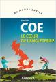 Couverture Le cœur de l'Angleterre Editions Gallimard  2021