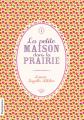 Couverture La petite maison dans la prairie, tome 1 Editions Flammarion (Jeunesse) 2011