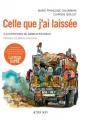 Couverture Celle que j'ai laissée Editions Actes Sud 2021