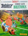 Couverture Astérix, tome 08 : Astérix chez les bretons Editions Hachette 2001