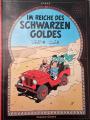 Couverture Les aventures de Tintin, tome 15 : Tintin au pays de l'or noir Editions Carlsen (DE) (Comics) 1998