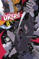 Couverture Durarara!!, tome 8 Editions Yen Press 2017
