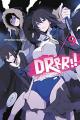 Couverture Durarara!!, tome 9 Editions Yen Press 2018