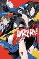 Couverture Durarara!!, tome 10 Editions Yen Press 2018