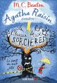 Couverture Agatha Raisin enquête, tome 28 : Chasse aux sorcières Editions Albin Michel 2021