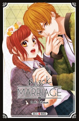 Couverture Black Marriage, tome 1