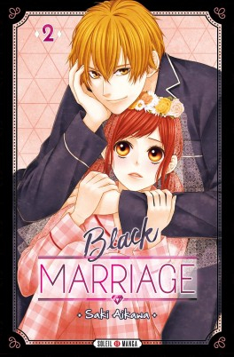 Couverture Black Marriage, tome 2