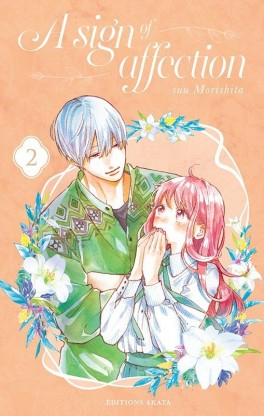 Couverture A sign of affection, tome 2