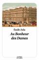 Couverture Au Bonheur des Dames Editions Casterman / L'École des loisirs 2018