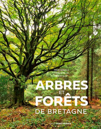 Couverture Arbres et forêts de Bretagne
