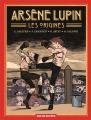 Couverture Arsène Lupin : les origines, intégrale Editions Rue de Sèvres 2021