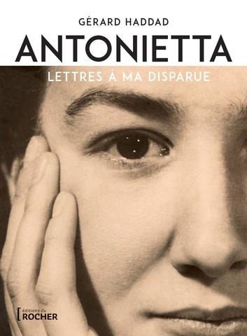 Couverture Antonietta