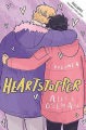 Couverture Heartstopper, tome 4 : Choses sérieuses Editions Hodder (Children's Books) 2021