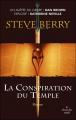 Couverture Cotton Malone, tome 03 : La conspiration du temple Editions Cherche Midi 2012