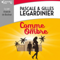 Couverture Comme une ombre Editions Gallimard  (Écoutez lire) 2018