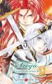 Couverture Freya : L'ombre du prince, tome 5 Editions Doki Doki 2021