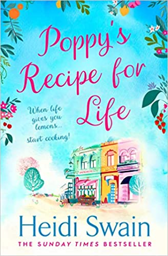 Couverture Poppy's Recipe for Life