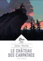 Couverture Le château des Carpathes Editions Librio 2021
