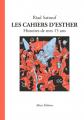 Couverture Les cahiers d'Esther, tome 6 : Histoire de mes 15 ans Editions Allary 2021