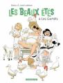 Couverture Les beaux étés, tome 6 : Les genêts Editions Dargaud 2021