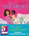 Couverture  Les victorieuses ou le palais de Blanche  Editions Grasset (Jeunesse) 2021