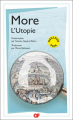 Couverture L'utopie Editions Flammarion 1987