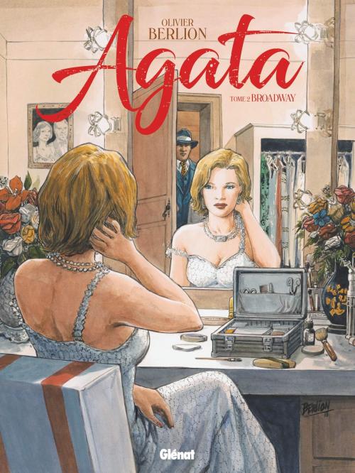 Couverture Agata, tome 2 : Broadway