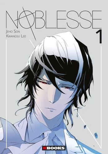 Couverture Noblesse, tome 1