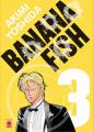 Couverture Banana Fish, nouvelle édition, tome 3 Editions Panini (Manga - Shôjo) 2021